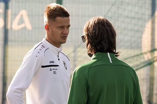 «Переход Сорокина в «Краснодар» никак не связан с тем, что он не попадает в основу. Сейчас он игрок «Краснодара» по контракту, но по факту наш игрок»