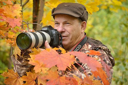 Известный фотоохотник Челнов Николай Брик: «Снимков красивых много, а душевных, запоминающихся — мало»