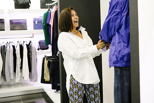 «Вмире производится все больше ибольше одежды. Текстильная промышленность второй помасштабам загрязнитель (после нефтяной). Знаю, очем говорю, так как попервому образованию яинженер-эколог»