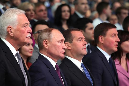 «Мыдолжны понимать, что часто стратегия наших оппонентов строится ненапроработанных программах (они имзачастую ненужны), анаагрессивных атаках на«Единую Россию»