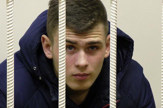 Андрей Сюрдов — предполагаемый «старший» одной из группировок, до полусмерти избил взрослого мужчину, чем-то обидевшего «молодых»