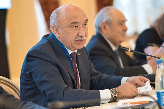 Ильшат Гафуров рассказал, что обсерватории казанского университета также находятся в Карачаево-Черкесии и Турции, которые проводят различные исследования, в том числе в сотрудничестве с НАСА