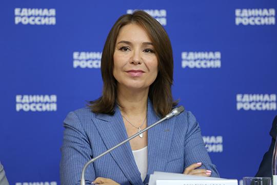 Альфия Когогина: ««Татарстан был иостается прогрессивным, устремленным вбудущее регионом. Неслучайно, мыпервые встране разработали Стратегию социально-экономического развития РТдо2030 года»