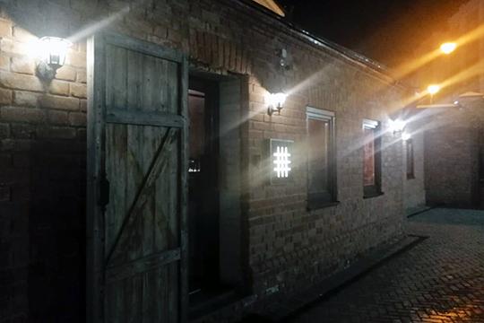 Бар расположился вСтаро-Татарской слободе поадресуКаюма Насыри, 3, рядом сгрузинским «Генацвале»