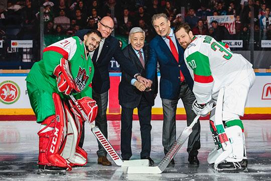 Матч звезд КХЛ в январе 2019 года впервые состоялся в Казани, и возможно, именно поэтому занял в рейтинге заметных событий республики почетное четвертое место