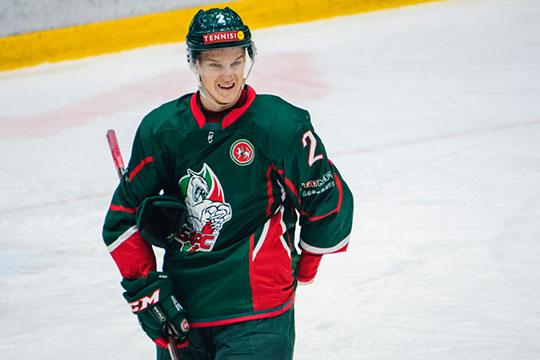 Журавлёв в прошлом сезоне