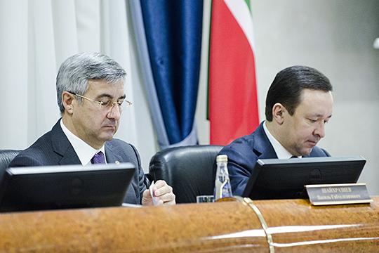 К моменту прихода Абдуллина и Магдеева в Челнах многие руководители как во власти, так и в бизнесе были завязаны на прежнюю команду Халикова-Шайхразиева
