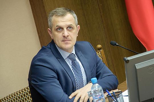 Пока не состоится конкурс на вакантную должность, обязанности руководителя в челнинском исполкоме будет исполнять Илья Зуев
