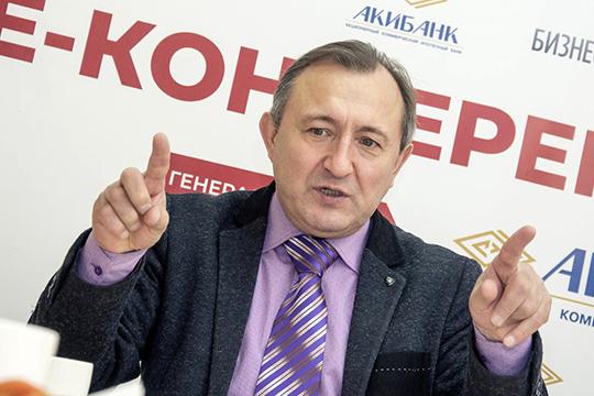 Руководивший около 12 лет Татарским драмтеатром Рашат Файзерахманов покинул свою должность на фоне уголовного дела о трудоустроенных «мертвых душах»