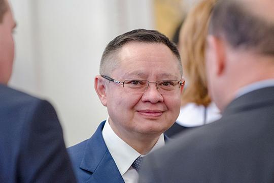 Решение о назначении 57-летнего Ирека Файзуллина первым замминистра строительства России было опубликовано сегодня поздно ночью