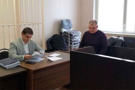 Свое развитие на этой неделе получил судебный процесс над бывшим начальником челнинского ОБОП Данилем Закировым