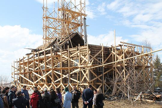 Александр Попов: «Реставрация началась, но стоимость ее была рассчитана, вопреки договоренностям, согласно существующим правилам — по устаревшим расценкам»