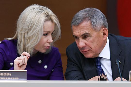 «Ирек Энварович уехал вМоскву, его ругать нельзя, поэтому давайте исправлять ситуацию»