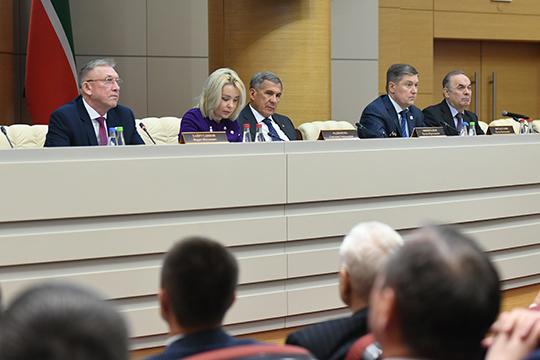 Внушительным составом в кабмине РТ прошло накануне совещание Волжско-Камского межрегионального управления Росприроднадзора