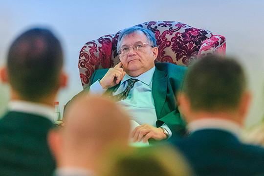 НаПетрова точат зуб силовики, а«Татнефть» покидает главный финансист