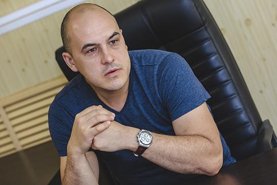 Ильдар Салахов: «Фраза «мыплатим деньги» часто является ключевой впереговорах между заказчиками ипоставщиками стройматериалов или услуг»
