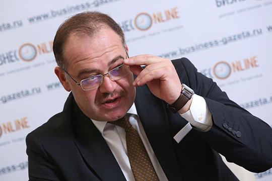 Ахмет Садык Доган: «Мы ждем прихода крупного татарстанского бизнеса в Турцию»