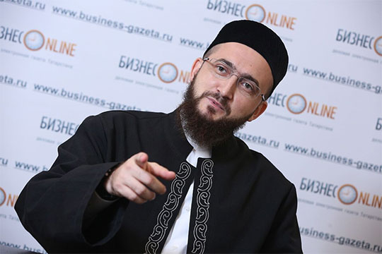 Камиль хазрат Самигуллин: «Татары – народ, возвеличенный исламом!»
