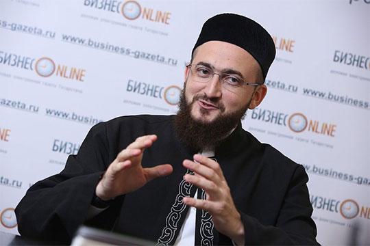 Камиль хазрат Самигуллин: «Татары – неотъемлемая часть мусульманского мира»