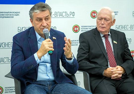 Айрат Фаррахов: «Нужны подзаконные акты правительства, которые определят количество проверок самозанятых и как они будут проводиться»