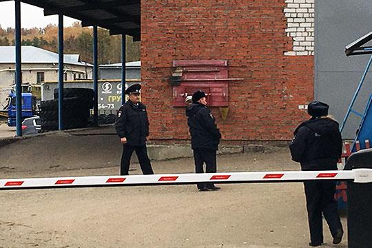 Сегодня в 8.45 в офисе сети гостиниц «Регина» на ул Поперечно-Ноксинская, 46 произошел взрыв