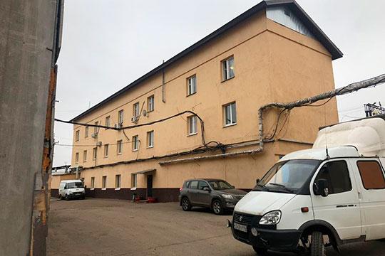 Офис главного детища Скоблионка компании «ТАКПО» расположен по адресу Поперечно-Ноксинская, 46, это промышленный район в поселке Дербышки