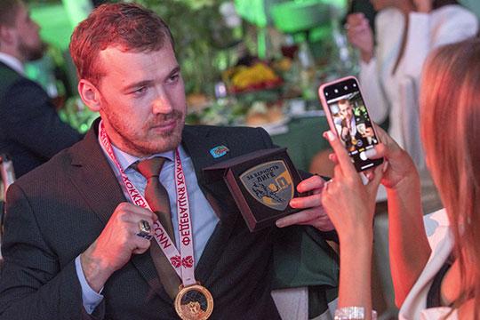 Дмитрий Обухов– прямо сейчас самый старый воспитанник казанского хоккея, продолжающий карьеру