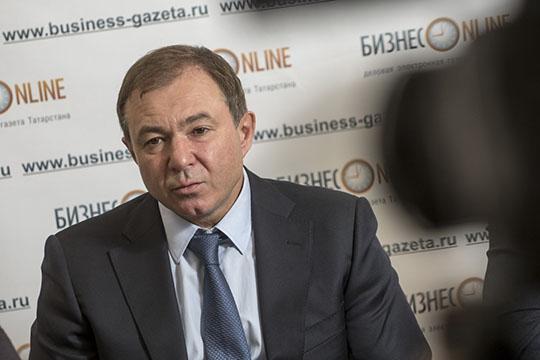 Шамил Хуснутдинов: «Стоит задача превратить «Ак Барс» в современный бизнес-проект»