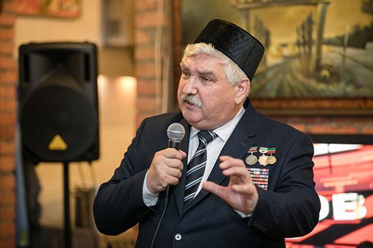 Альберт Бурханов