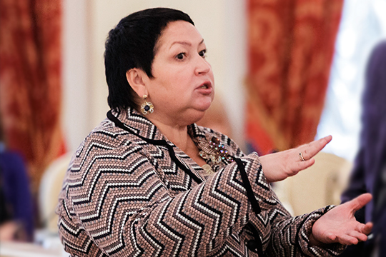 Совокупный ущерб поделуРушании Бильгильдеевой вырос— с7 до23млн рублей
