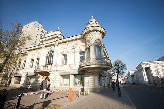 Наисторический Дом Ушковапретендует ректорат федерального университета