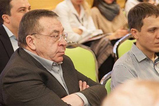 Подавляющее большинство экспертов указали назначительную роль гендиректора компании «Челны-холод»Газильяна Шакирзянова(8) наелабужскую экономику