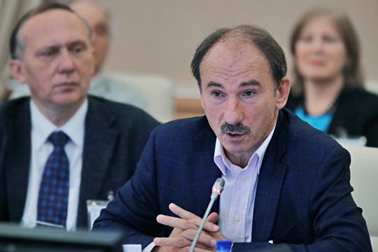 Сергей Губанов: «Объем перекачанной зарубеж ренты в2012–2018 годах достиг $1 триллиона»