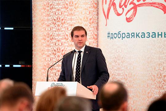 «Лучшая практика, конечно, вТатарстане»,— уверенно заявил сегодня вКазанской ратушеСергей Новиков, имея ввиду благотворительный опыт города