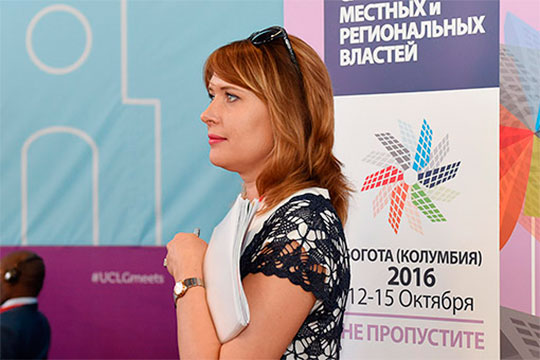 Втуриндустрии к мнению Евгении Лодвиговой прислушиваются иучастники рынка, ичиновники, называя Лодвиговуодной изсамых влиятельныхженщин Казани