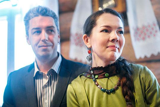Эксперты особо выделяют музей чак-чака, указывая, что Дмитрий Полосин самостоятельно насобственные деньги создал целый бренд (на фото сРаушанией Сулеймановой)