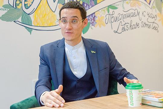 Султан Сафин— создатель сети татарского фастфуда «Тюбетей», скоторым можно отправиться врегионы, пакуя франшизы