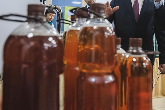 Предварительно речь идет о38 рублях запол-литровую бутылку, для разливного пива цена залитр— 76-80 рублей