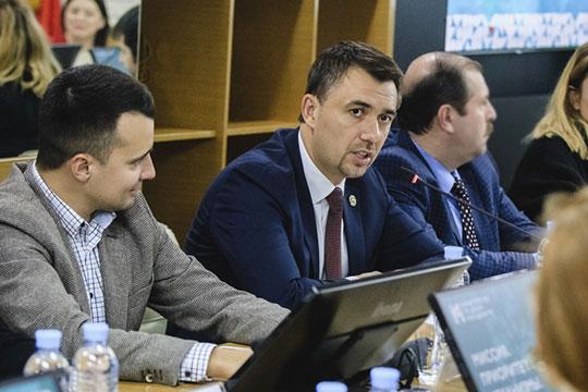 Дамир Фаттахов: «Вближайшие дни внесем руководству республики свои предложения поэтому поводу»