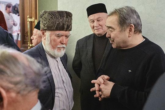 «Крючков встал иговорит: «Взале сидит выдающийся татарский певец Ильгам Шакиров»