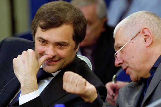 Глеб Павловский: «Сурков своей статьей Путина мумифицирует заживо»