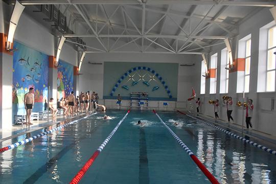 Спорткомплекс был построен поинициативе Тахаутдинова, Абдрахманово его родное село