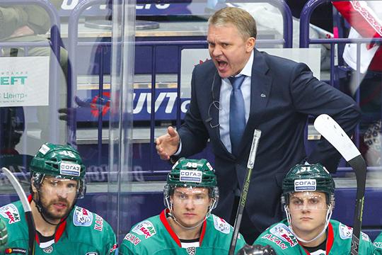 Александр Завьялов до Казани был лишь ассистентом в «Ариаде» (ВХЛ) и «Торпедо»