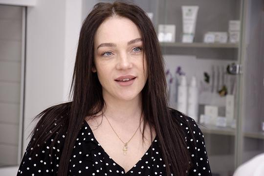 Оксана Миннигалиева,владелица ООО«Бьюти Парк», где предоставляютуслуги красоты 13 лучших заведений нашего города