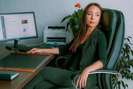 Генеральный директор ГК«ТрансНефтеПродукт»Эльмира Башковатри года назад пришла вкомпанию финансовым директором, блестяще показала себя иейпредложили должность генерального