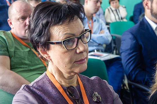 ИменноЕленеМашковойбыла поручена работа над Стратегией развития Челнов до2030 года. Машкова видит будущее автограда всоздании агломерации вмиллион жителей, которая объединит соседние города сцентром вЧелнах