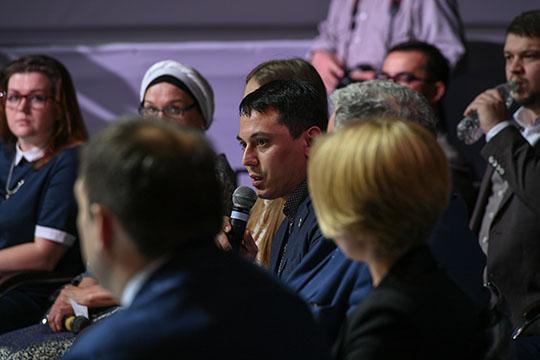 Айрат Галеевподнял тему снижения рисков самозанятых граждан при работе сбанками