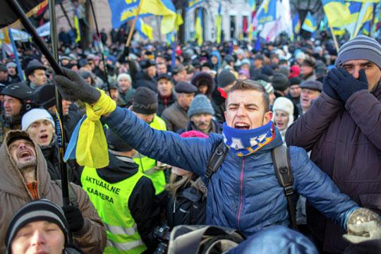 «5 лет после «Майдана» для Украины— это непросто 5 лет развала экономики, это 5 лет потерянного времени»
