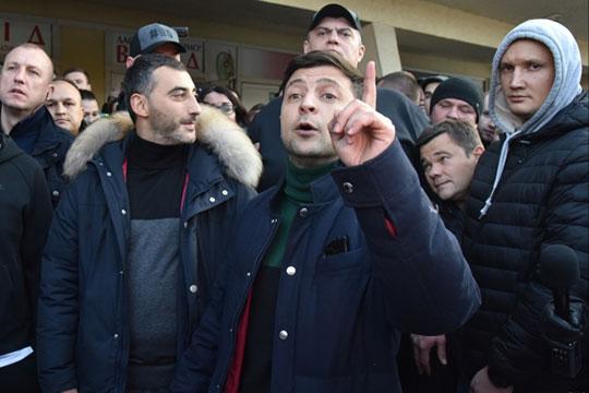 Владимир Зеленский — это реакция общества на всю так называемую «элиту», которая правила украинским народом на протяжении последних 30 лет