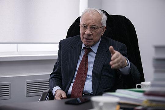 Николай Азаров: «Целевое дотационное финансирование Крыма со стороны России примерно в 6-8 раз превышает в абсолютных величинах наши тогдашние вложения»